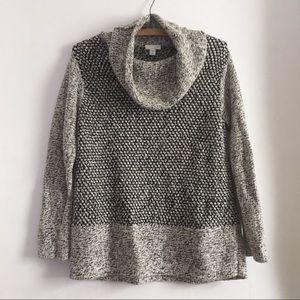 J. Jill Cowl-neck Sweater